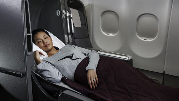 Routehappy rates business class products based on the type of seat and whether it offers all passengers direct aisle access.