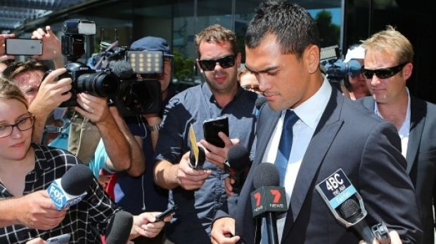 The Gold Coast Suns will look into Karmichael Hunt's explosive drug revelations.
