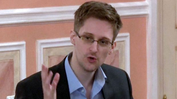 UC Browser revelations: US whistleblower Edward Snowden.