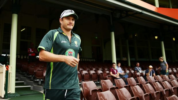 Bouncing back: Shane Watson could be a shock inclusion against Sri Lanka at the SCG on Sunday.