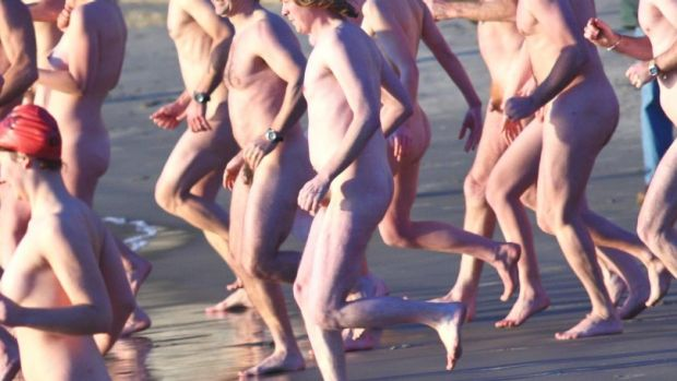 WA skinny dippers have claimed a world record.