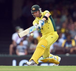 Michael Clarke looked in good touch.