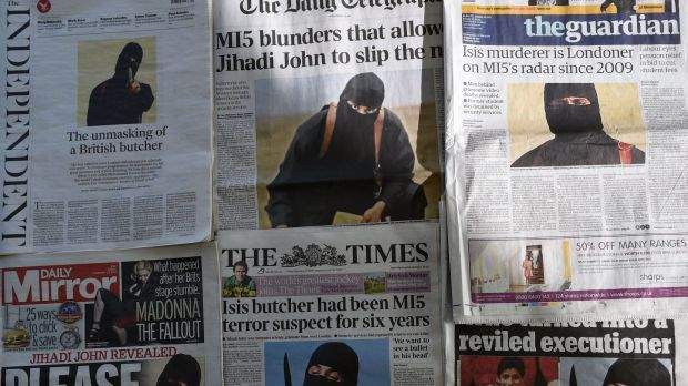 There has been intense interest in the UK in Britons joining Islamic State since it was revealed 'Jihadi John' was a ...