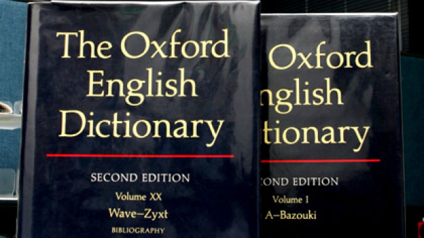 Is it goodbye for the Oxford English Dictionary?