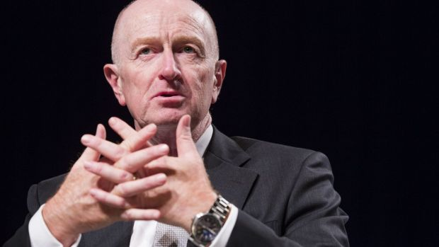 RBA governor Glenn Stevens will cut the rate again this year, says Andrew Ticehurst.