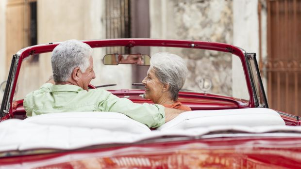 A relationship in senior years: Even in the absence of a gold-digger, there can be inheritance issues.