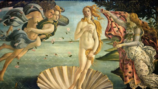 New ideal: What is it that makes Venus a hottie? Is it her hip-to-waist ratio, or just her slenderness? <i>The Birth of ...