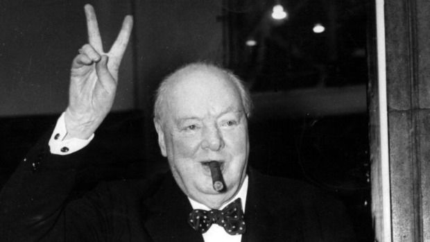 The idea for the invasion was Winston Churchill's (pictured) but British PM Herbert Asquith gave the nod - only after he ...