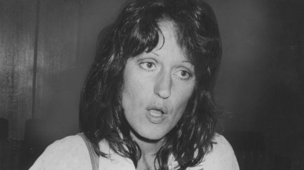 Germaine Greer in 1972.