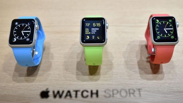 Apple's latest gadget foray, the Apple Watch.