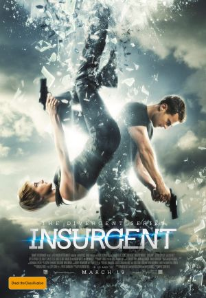 Insurgent is set to hit cinemas on March 19.