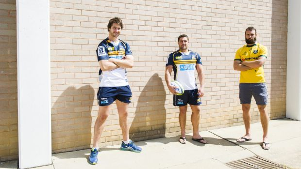 Sam Carter, Josh Mann-Rea and Scott Fardy have re-signed with the ACT Brumbies.