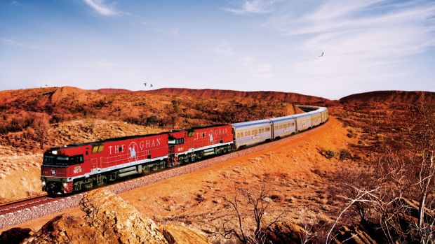 Great Southern Rail carries an estimated 1400 travellers annually.