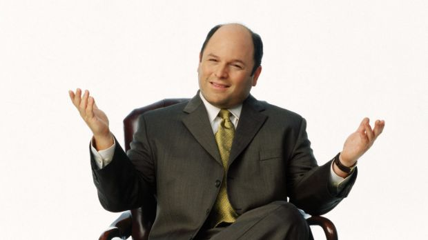 """<i>Seinfeld</i> character George Costanza: """"If he can re-gift, why can't you de-gift?"""""""