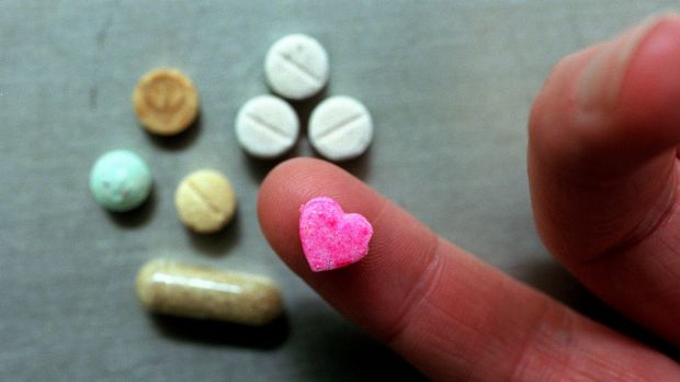 Ecstasy is far cheaper to buy online than on the street in Australia, the survey found.