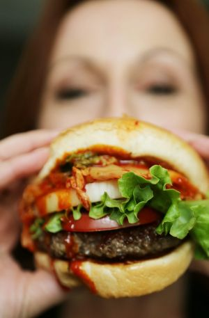 Four out of six hamburgers tested had worrying levels of the phthalate DEHP.