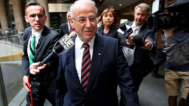 Eddie Obeid's criminal case has been moved to the Supreme Court.