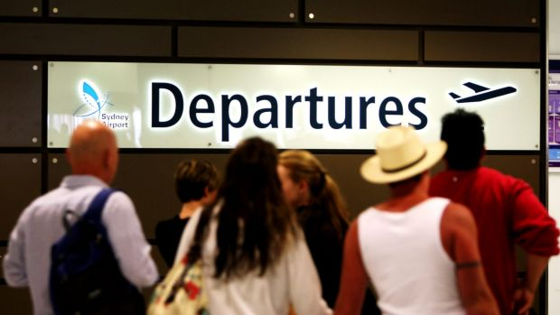 Hundreds of suspicious travellers are being stopped and questioned at Australian airports.