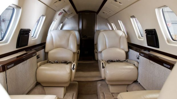 Private jets are a play thing for the rich.