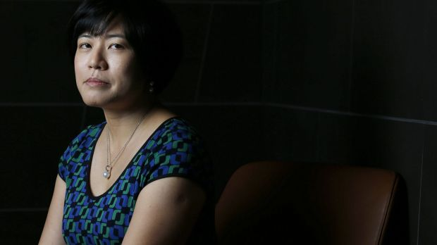 Surgeon Caroline Tan has spoken out over sexual harassment in hospitals.