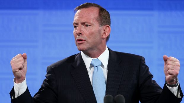 The Abbott government has brushed aside a scathing ruling from the UN on Australia's practice of detaining refugees ...