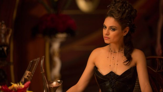 Actress Mila Kunis, seen here in a scene from <i>Jupiter Ascending</i>, is a big RPG fan.