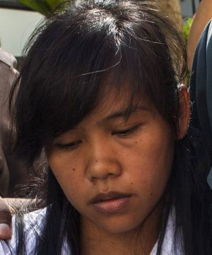 Mary Jane Fiesta Veloso: authorities are awaiting the outcome of a judicial review of her case.