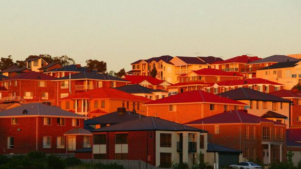 The Australian housing market is in the grip of an irrational exuberance.