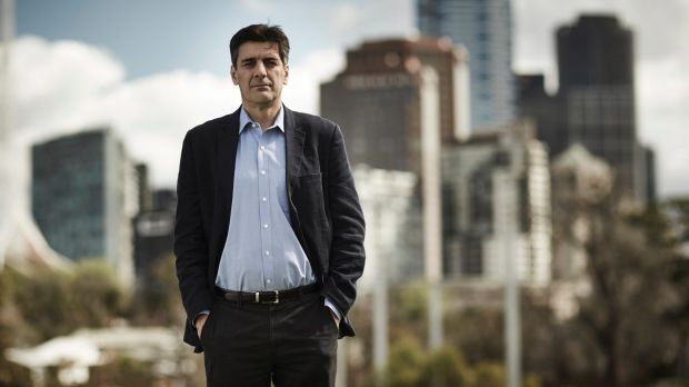 George Megalogenis has explored contemporary Australia in a three-hour TV series.