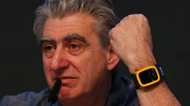 Apple's watch will 'open up' the watch market again, says Swatch CEO Nick Hayek.