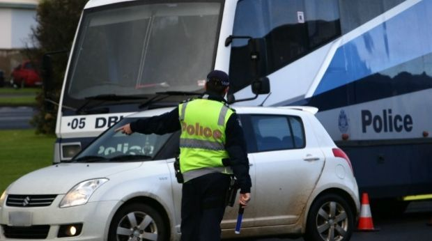 Victoria Police booked nearly 200 motorists for drug-driving over the long weekend.