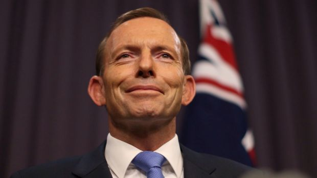 """Prime Minister Tony Abbott says his government's second budget will be """"dull"""" in terms of spending cuts."""