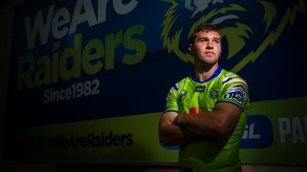 Canberra Raiders halfback Mitch Cornish is preparing for the biggest test of his career against Shaun Johnson on Sunday.