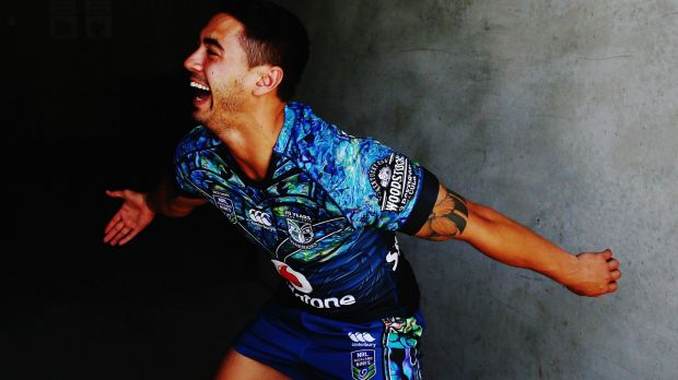 Warriors playmaker Shaun Johnson is desperate to hit back after a poor round one showing.