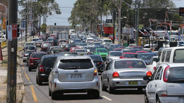 Chained to roads: The Western Sydney Regional Organisation of Councils says western Sydney is too car dependent.