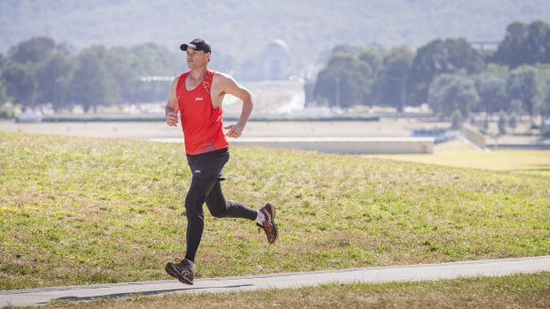 Mick Rees is a coach with the Indigenous Marathon Project and he will run in the Australian Running Festival 50km ultra ...