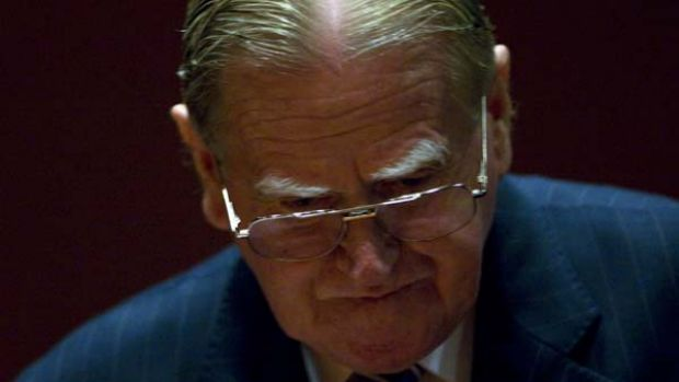 Fred Nile ... denies accessing pornographic websites.
