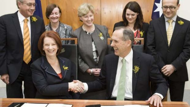 The Labor-Greens deal signals a restoration of a significant climate policy agenda in Australia.