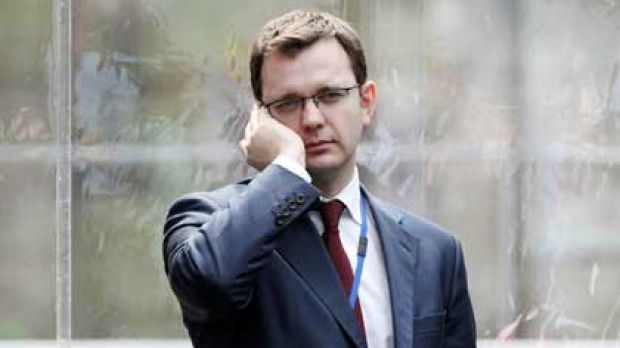 Phone-tapping claims ... former newspaper editor Andy Coulson.