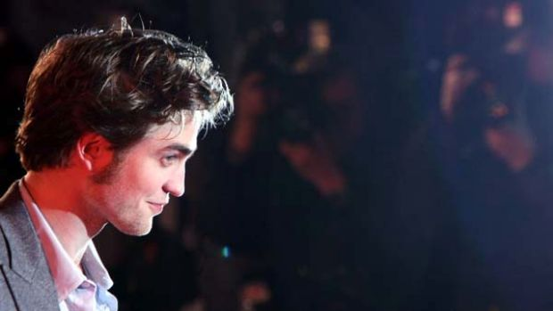 Heading to the small screen? ... Robert Pattinson.