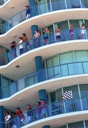 The Gold Coast is seen as a party destination for many, with the region hosting Indy 300 and Schoolies.