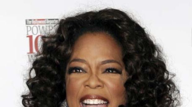 Coming to Queensland ... Oprah Winfrey.