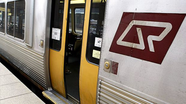 A train driver called police to deal with Brisbane Roar fans who continued singing despite being warned to stop.