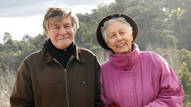 The late Rudi Dobron and his partner Bev McIntyre.
