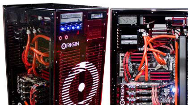 The Big O computer is water-cooled and costs up to $22,799.