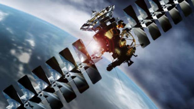 An outage with a ground station prevented some NBN satellite users from accessing the internet on Sunday.