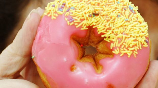 Missing link ... junk food lacks essential ingredients for healthy brain function.