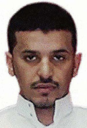 This undated photo released by Saudi Arabia's Ministry of Interior  is said to show Ibrahim Hassan al-Asiri.