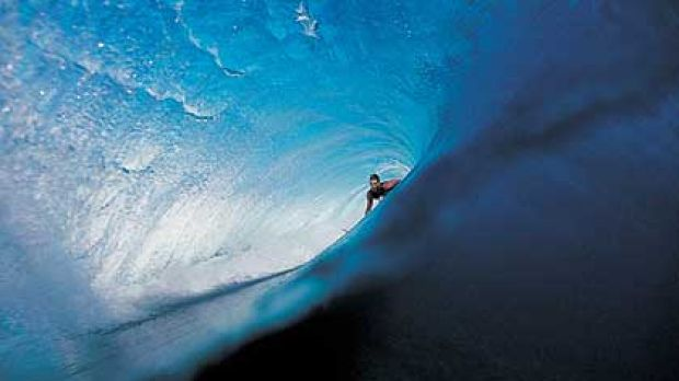 Andy Irons ... a spectacular surfer lost to the sport.