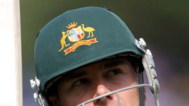 Marcus North ... selectors have stood by him.